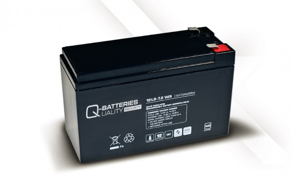 Ersatzakku für APC Back-UPS Pro BP420SI RBC2 RBC 2 / Markenakku mit VdS