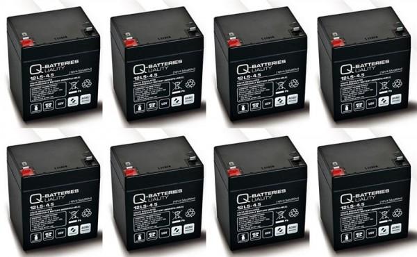Ersatzakku für APC Smart-UPS XL SUM1500RMXLI2U RBC43 RBC 43